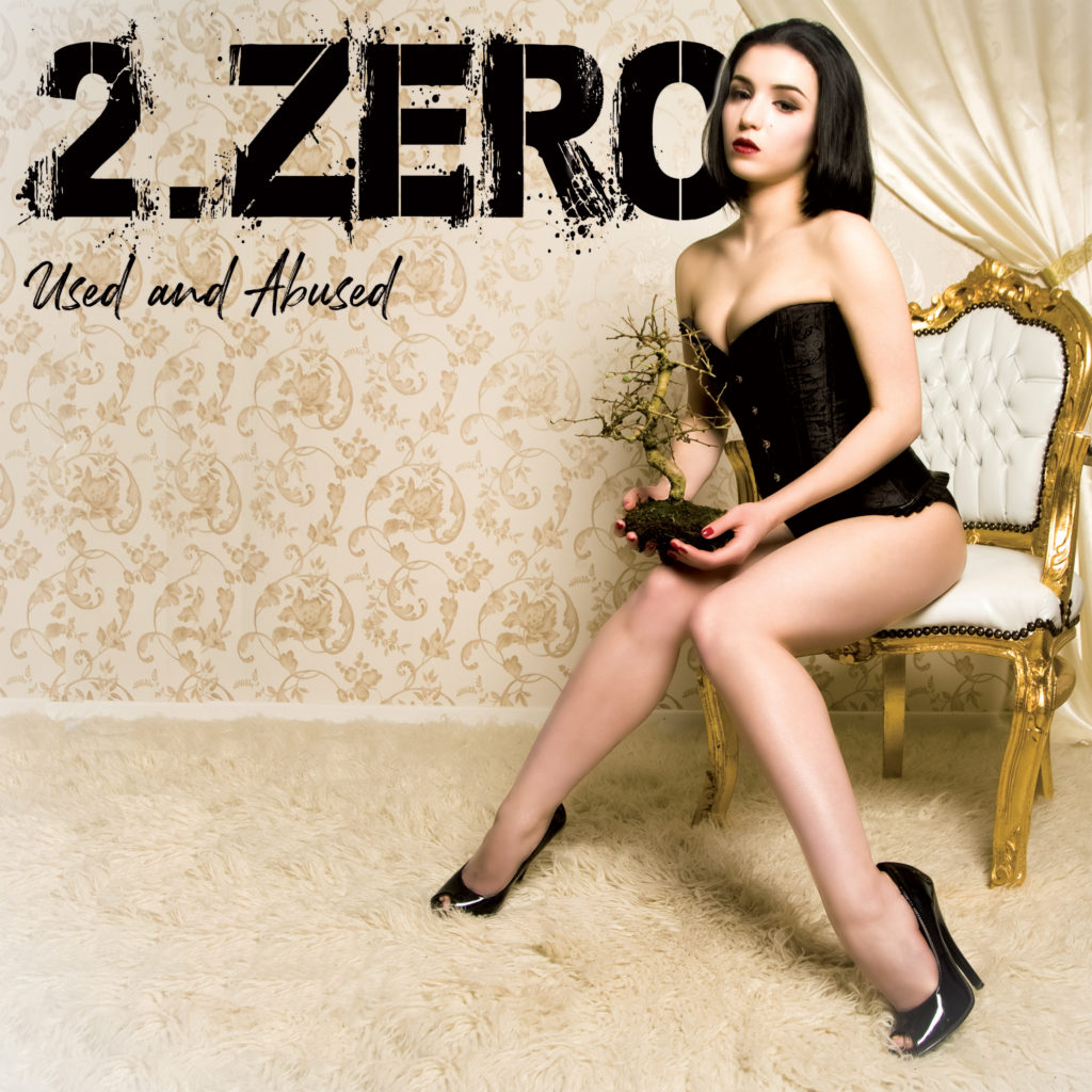 Photo de la cover de l'album des 2.ZERO